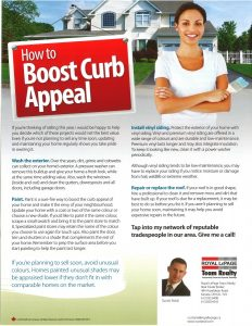 How to Boost Curb Appeal 1