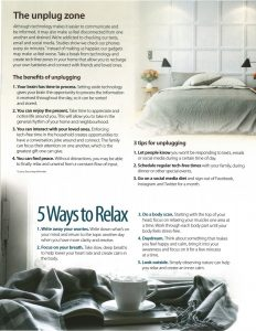 Relaxation Retreat in Your Home 2