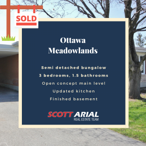 SOLD Meadowlands Ottawa 2