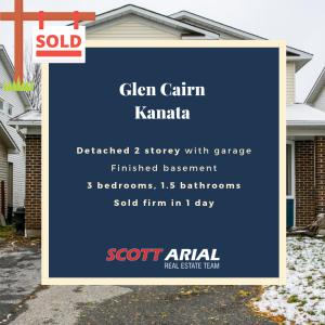 SOLD Glen Cairn