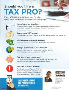 Should you hire a Tax Pro 1