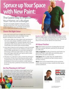 Spruce up Your Space with New Paint 1
