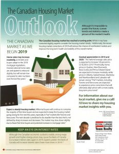 The Canadian Housing Markert Outlook 1