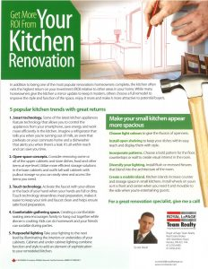 Your Kitchen Renovation 1